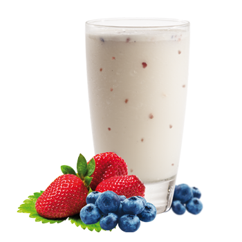 Wildberry Yogurt Drink Mix